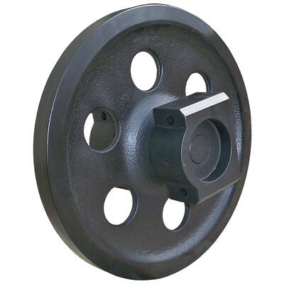Prowler Takeuchi Tl150 Front Idler - Part Number 08811-40300 - Rubber Track