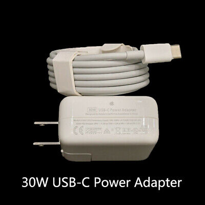 30W USB-C Power Charger Adapter for apple MacBook Air iPhone 11 12 Pro Max iPad