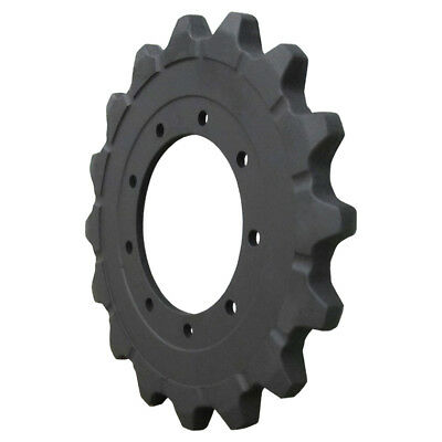 Prowler Takeuchi Tl230 Sprocket - Part Number 08801-66210 - 9 Bolt Hole