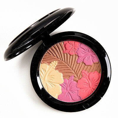 MAC NEWEST 2017 FRUITY JUICY COLLECTION PEARLMATTE FACE POWDER OH MY PASSION NIB