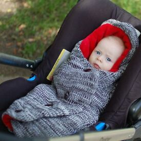 Cocoon Babies Car Seat Blanket * great for winter*