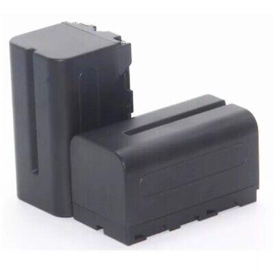 2-Pack 4400mAh Repuesto Batería Para sony NP-F730/NP-F750/NP-F770 Cámara