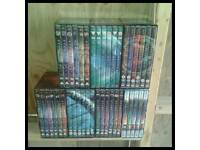 Stargate DVD Box Sets