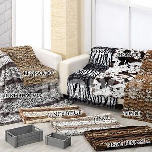 Manta plaid para sofa baratas mantas animal print de sofa - Plaids para sofas ...