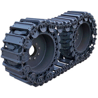Prowler 10 Inch Fusion Steel Skid Steer Over The Tire Tracks - Ott 10x16.5