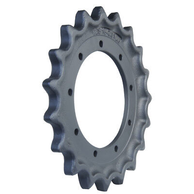 Prowler Takeuchi Tb45 Sprocket - Part Number 02616-03100 - 9 Hole 19 Teeth