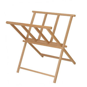 Wooden Print Storage Drying Rack Artist Display Browser & Store Beech Stand BH1