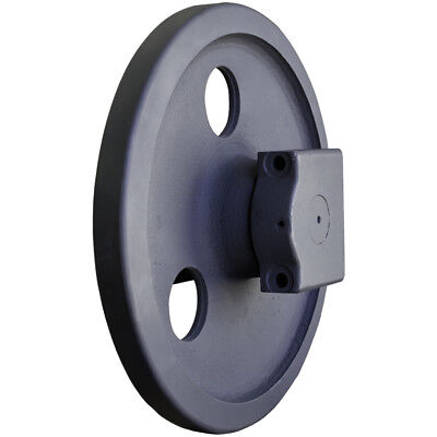 Prowler Takeuchi Tl126 Front Idler - Part Number 08801-40000 - Rubber Track