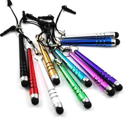 10x Stylus Touch Pen für Screen Stift Tablet Ipad Handy HTC SAMSUNG IPHONE - Z2