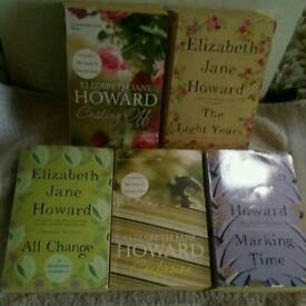 The cazalet chronicles 5 book set