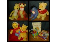 Winni The Pooh collection