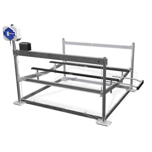 Shorestation 24v electric boat lift (6000lb)