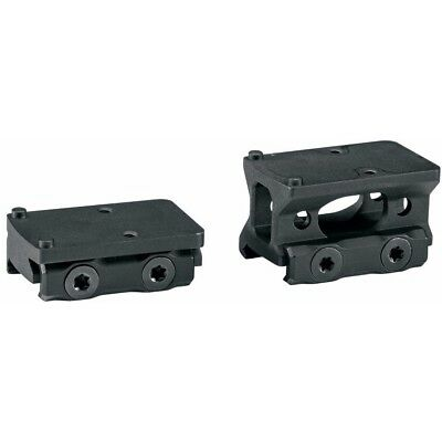 Utg Low Profile And Absolute Co Witness Trijicon Rmr Mounts Free Priority Ship