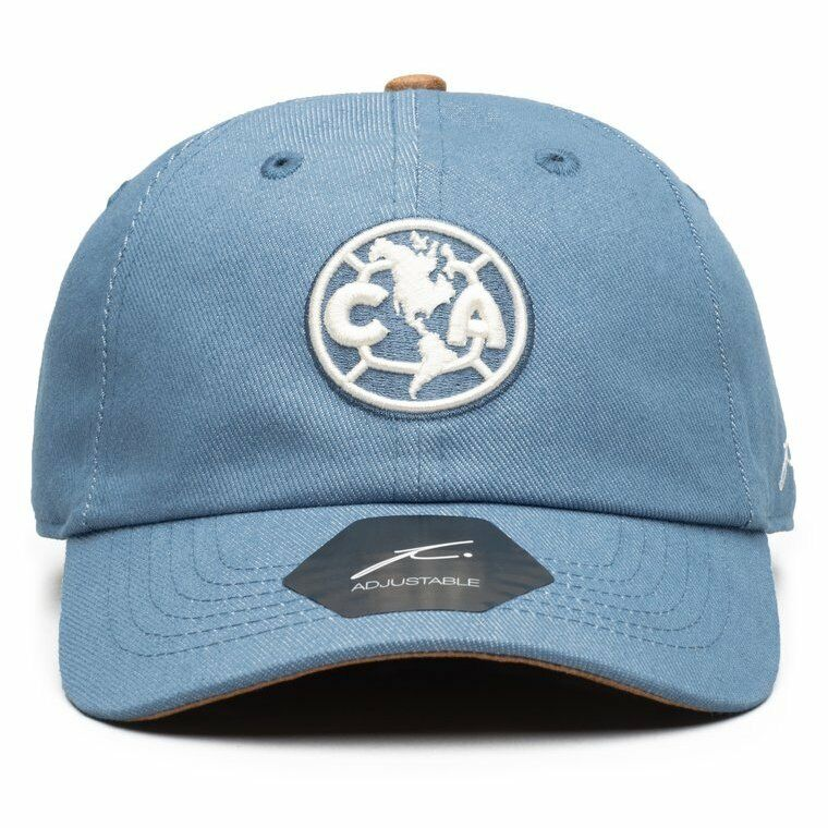 FI Collection Club America Pegasus Classic Hat - Light Blue