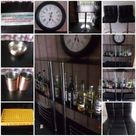 Home Bar Package
