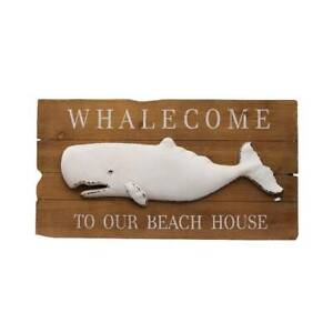 Whalecome sign Noosaville Noosa Area Preview