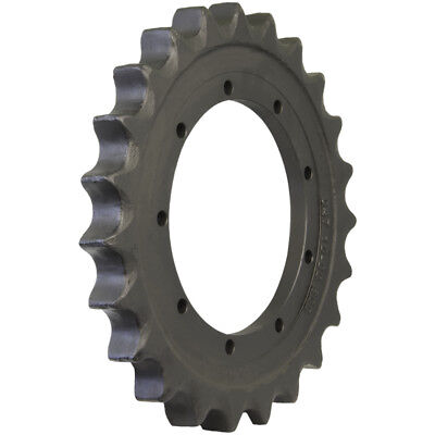 Prowler Takeuchi Tb135 Sprocket - Part Number 04710-00600 - 9 Hole 23 Teeth
