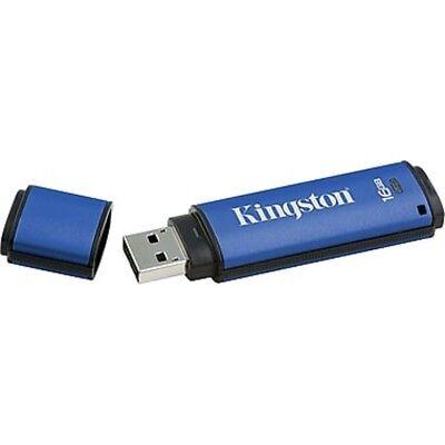 NEW KINGSTON DTVP30 16GB Kingston DataTraveler Vault Privacy 3.0 - 16 GB USB 16 Gb Privacy Usb