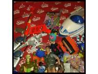 Massive toy bundle