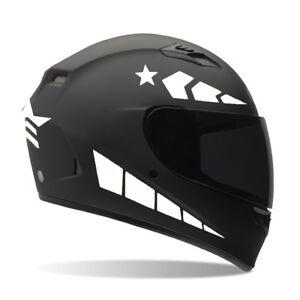 Reflective Decals EBay - Motorcycle helmet decals graphicsappliedgraphics high visibility reflective motorcycle decals