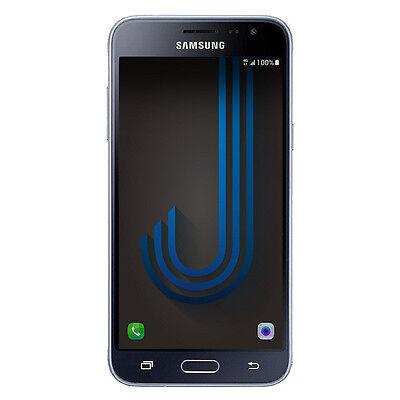 SAMSUNG GALAXY J3 2016 8GB NERO BLACK SM-J320 GAR. ITALIA 24 MESI BRAND 8 GB