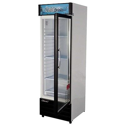 Turbo Air Tgm-14rv-n6 14cf Commercial Glass Door Cooler Merchandiser