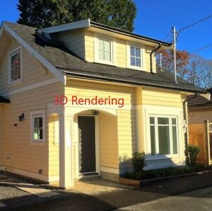 Laneway house for rent East Vancouver