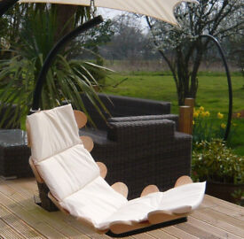 EASTER SALE! Hanging Chair wooden Hammock chair only for inside or outside