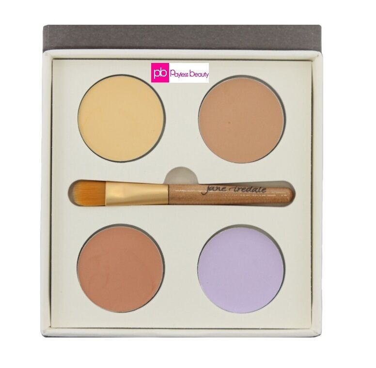 Jane Iredale Corrective Colors KIT- Camouflage TESTER FULL SIZE