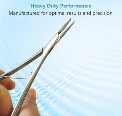 Mathieu Ligature Elastic Placing Pliers Orthodontic Instruments Needle Holder