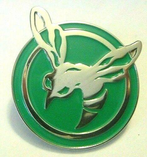 """The Green Hornet TV Show """"Hornet"""" Logo Enamel Pin - New"""