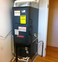 Rent to Own 96% AFUE EnergyStar Furnaces/ACs (Free Installation)