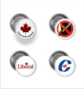 Custom Buttons, Button Maker Kitchener / Waterloo Kitchener Area image 1