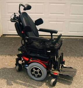 Electric Wheelchair Quantum 6000Z plus 7 other items Paradise Point Gold Coast North Preview