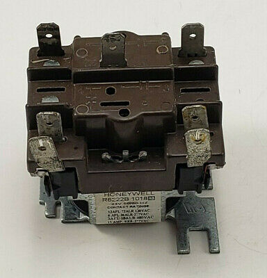 Honeywell Switching Relay R8222b 1018
