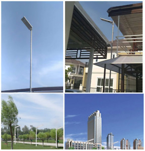 Solar street light all in one hot sale