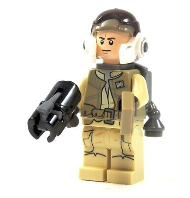 LEGO® STAR WARS™ Figur Rebel Trooper Minifigur sw0690 Jetpack Waffe 75133