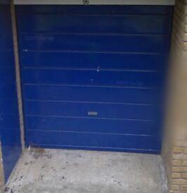 Garage in Hackney. Storage unit, safe and secure