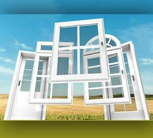 WINDOWS AND DOORS REPLACEMENT, DOUBLE ENTRY DOORS INSTALLATION, FRONT EXTERIOR DOORS, BAY AND BOW WINDOWS - FREE QUOTES!
