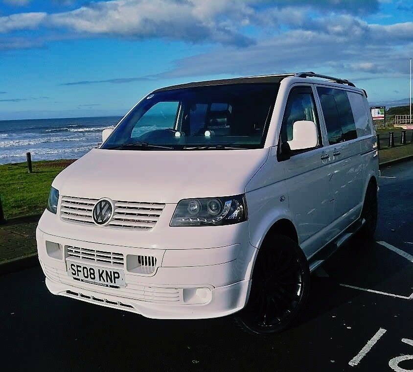 Vw T5 Campervan GBP11000 ONO