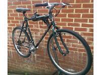"ClauldButler 26"" Wheels Town Hybrid Bike"