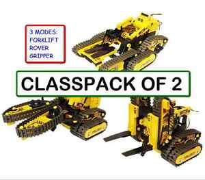 CLASSPACK-OF-2-OWI-536-All-Terrain-3-in-1-REMOTE-CONTROL-RC-Robot-Kit-ATR