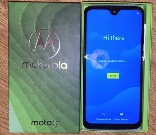 Motorola Moto G7 - 64GB - Ceramic Black (Unlocked) (Single SIM) Opened Box