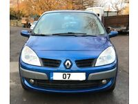 Diesel Renault grand scenic DYN-DCI 106 for sale, MOT, service history, drives perfect.