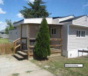 Own this Nice 2 Bedroom Plus a Den for only $17,500!