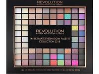 Makeup revolution 2018 pallette