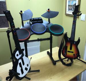 Guitar Héros Wii
