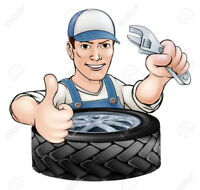 Tire & Lube Technician - FULL-TIME - Competitive Pay