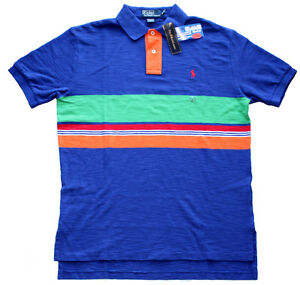 Polo by Ralph Lauren Men's size Medium blue NEW with tag color