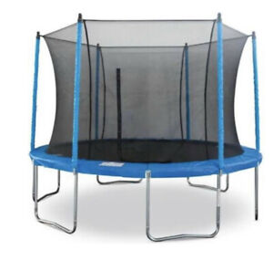 12' Trampoline ask for $230.